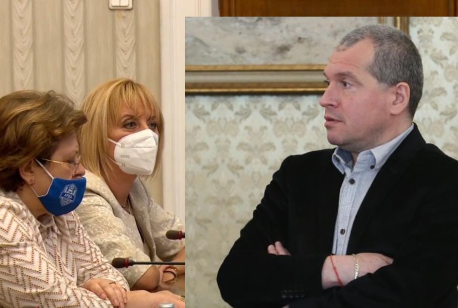 """Скандал! Предлагала ли е Татяна Дончева 500 000 лева за разцепването на """"Има такъв народ""""!?"""