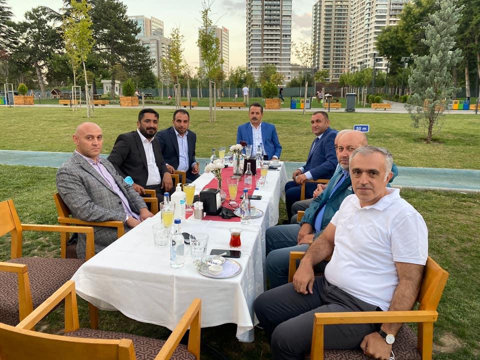Особено важна фигура в Турция посрещна Шабанали Ахмед и Хюсеин Хафъзов, говориха си за българската политика