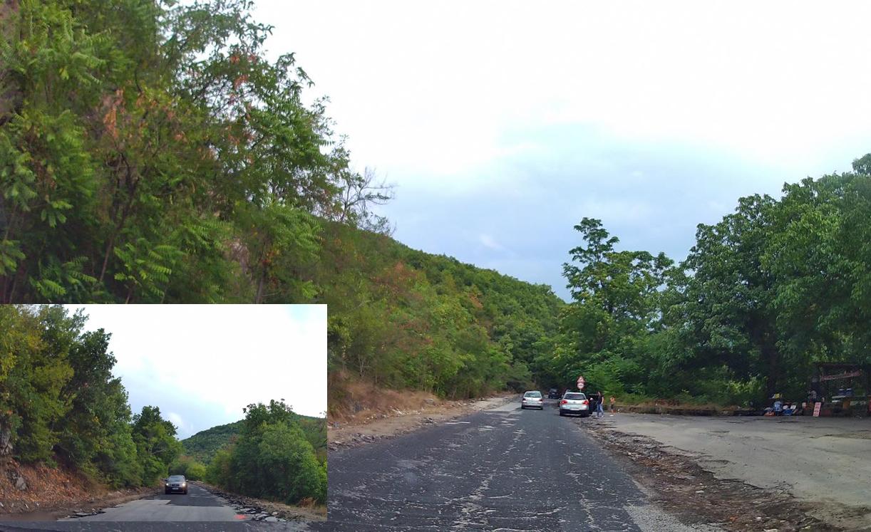Калпаво ли се ремонтира пътят Асеновград – Кърджали?