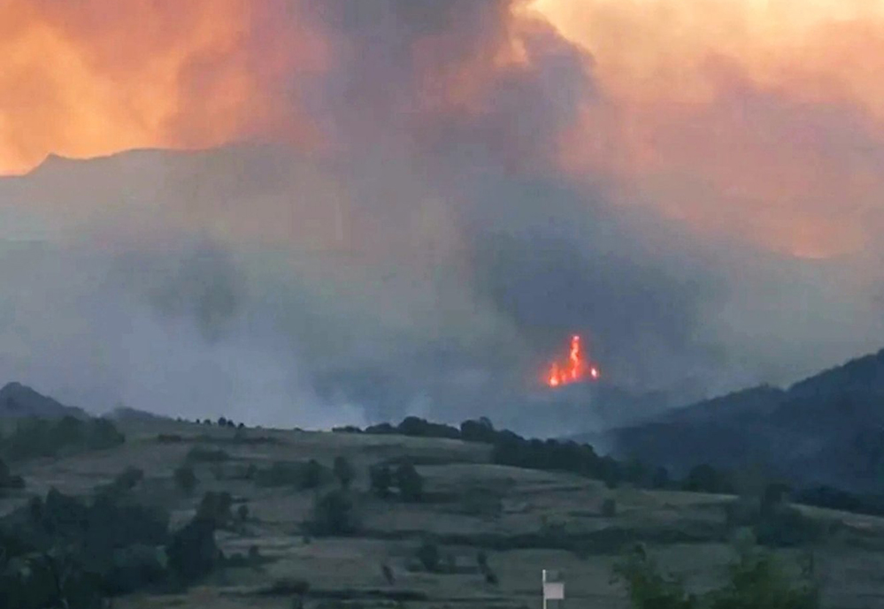 Пожарната: Не е имало заплаха за населените места, гасихме още 9 пожара!