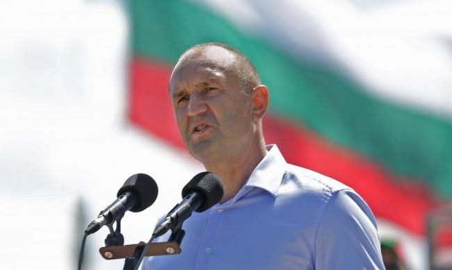 Президентът Радев за Борисов: Само думите му пред следващия главен прокурор имат значение!