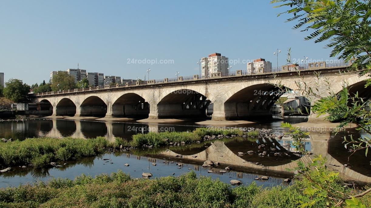 ВИДЕО: Гора в коритото на реката