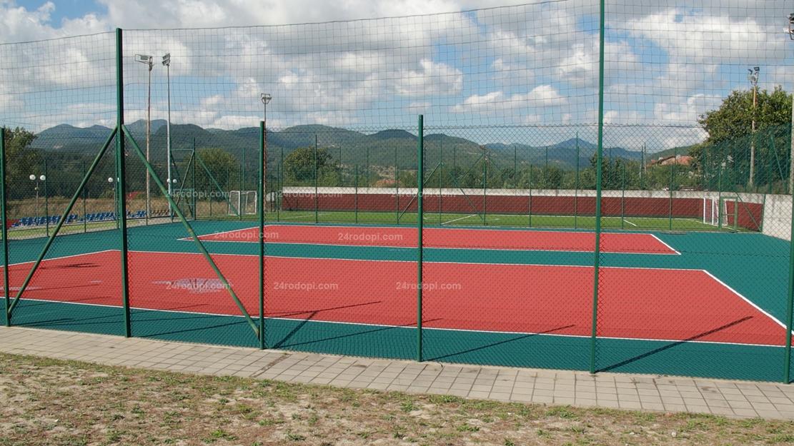 ВИДЕО: Джебел с нова тенис зона до дни!