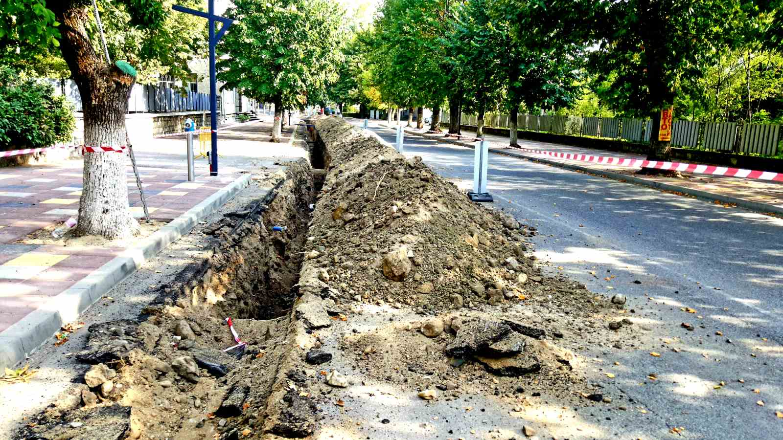 Работата започна – 273 дни за водопроводната мрежа в Момчилград