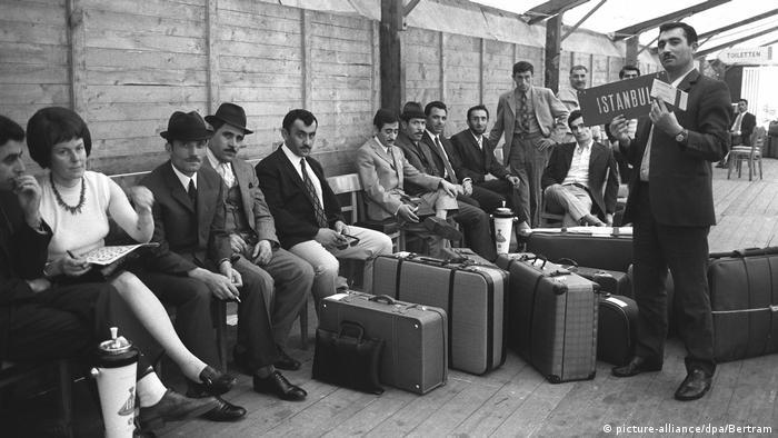 Преди 60 години – гастарбайтер №1, днес – 3 милиона турци в Германия!